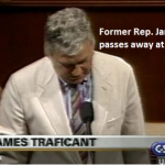 Former Rep. James Traficant passes away at age 73
