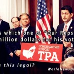 Almost $200 Million Donated to our Reps to Pass TPA